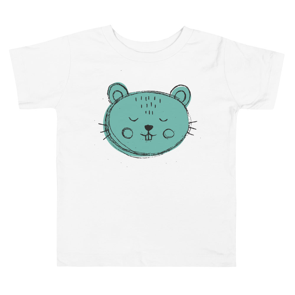 Chipmunk Toddler Short Sleeve Tee