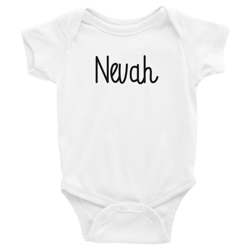 Nevah Infant Baby Onesie Bodysuit