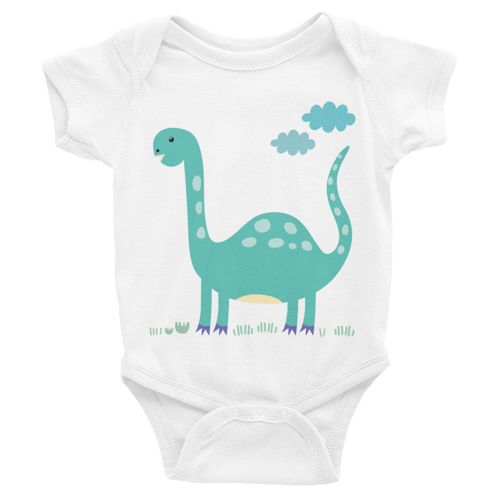 Brontosaurus Infant Bodysuit