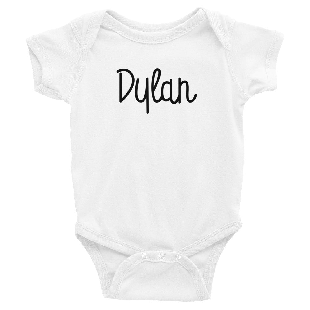Dylan Infant Baby Onesie Bodysuit