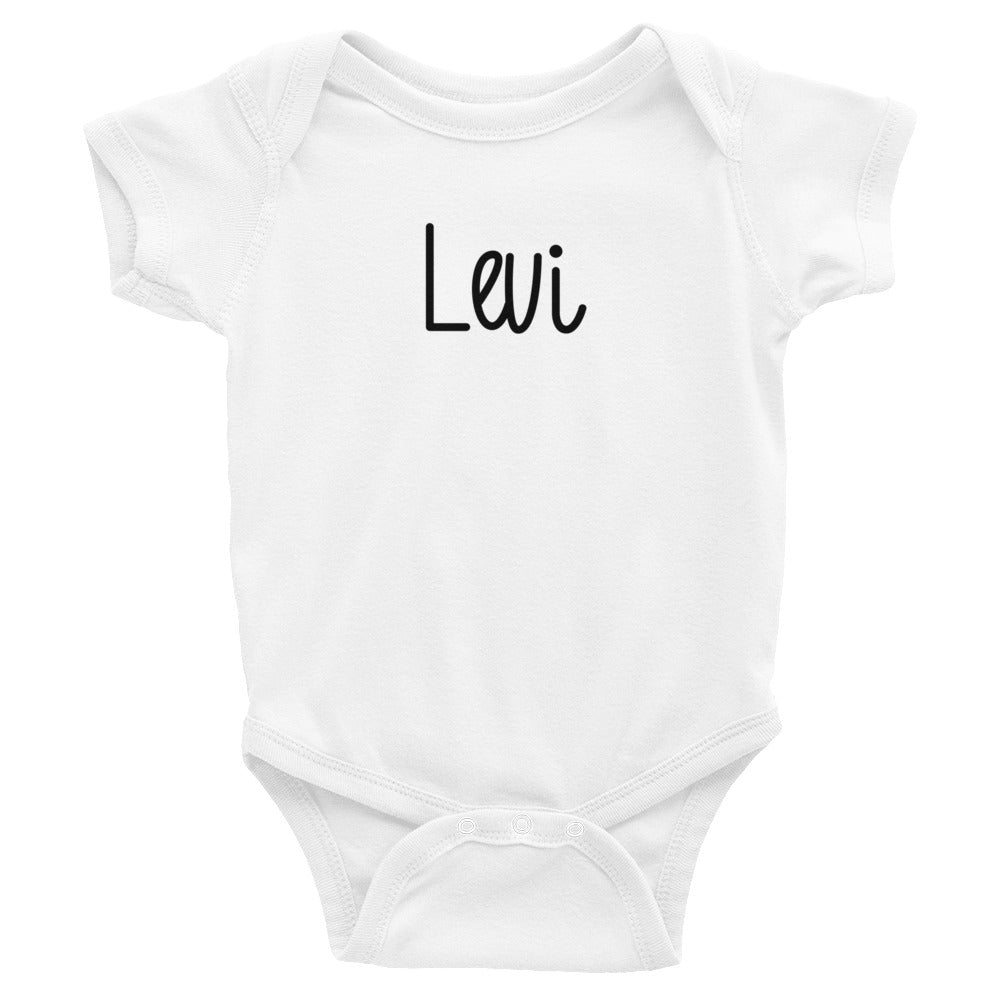 Levi Infant Baby Onesie Bodysuit