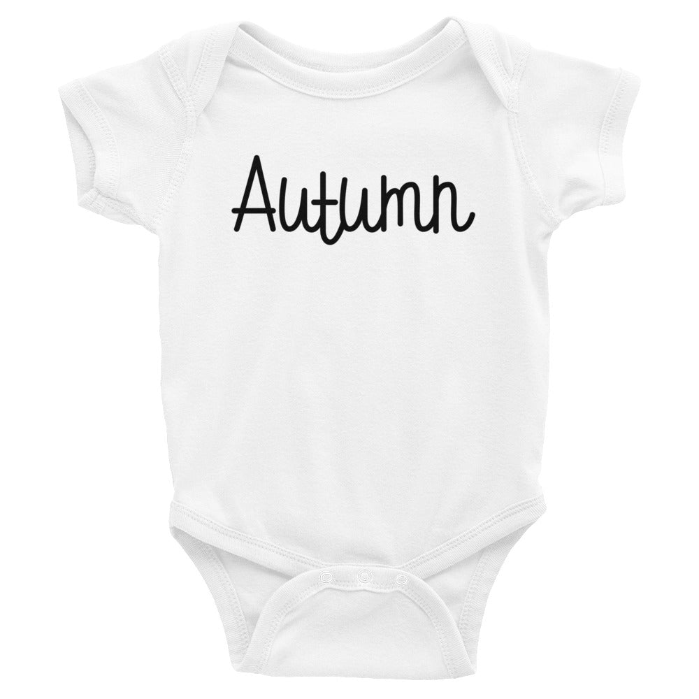 Autumn Infant Baby Onesie Bodysuit