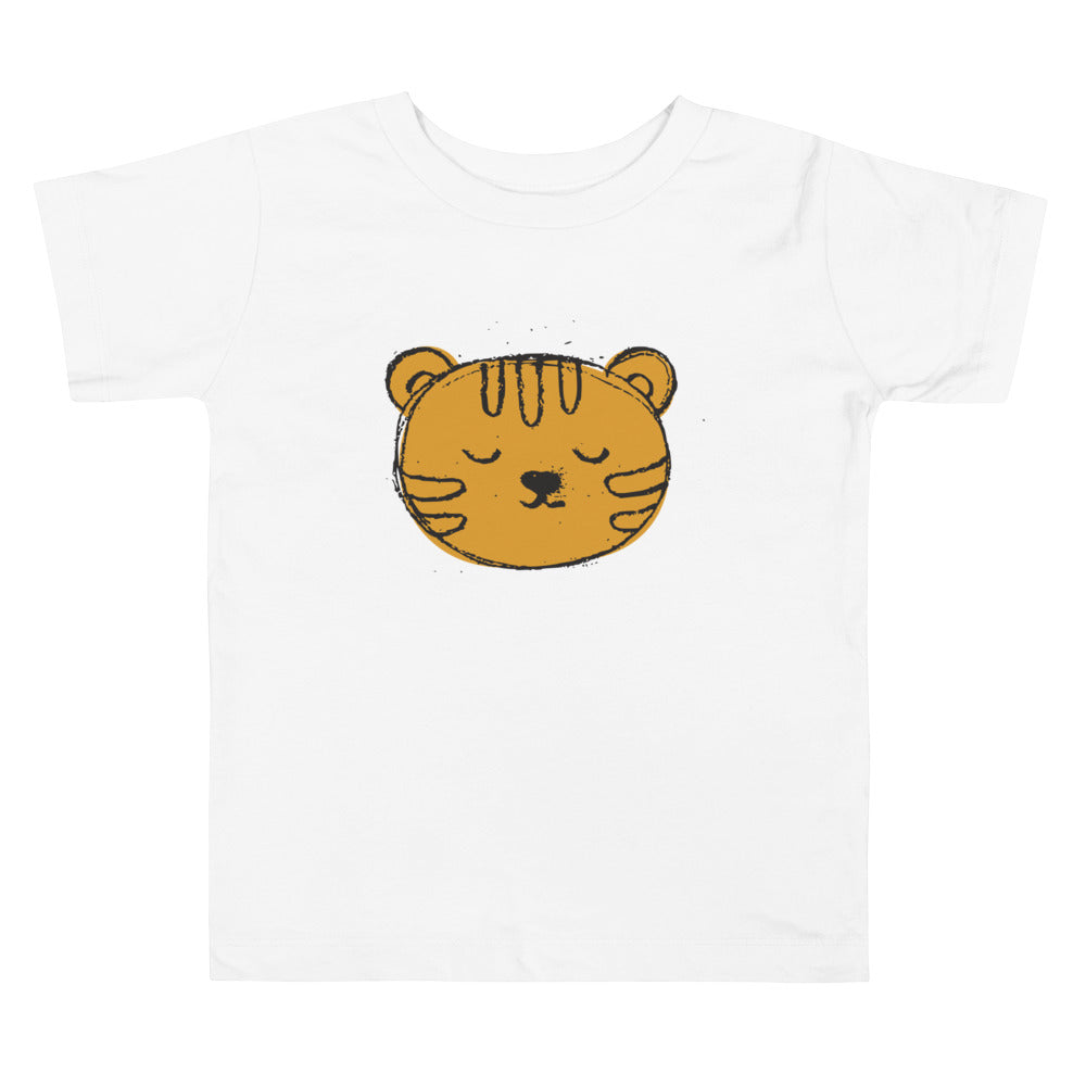 Tiger Toddler Short Sleeve Tee