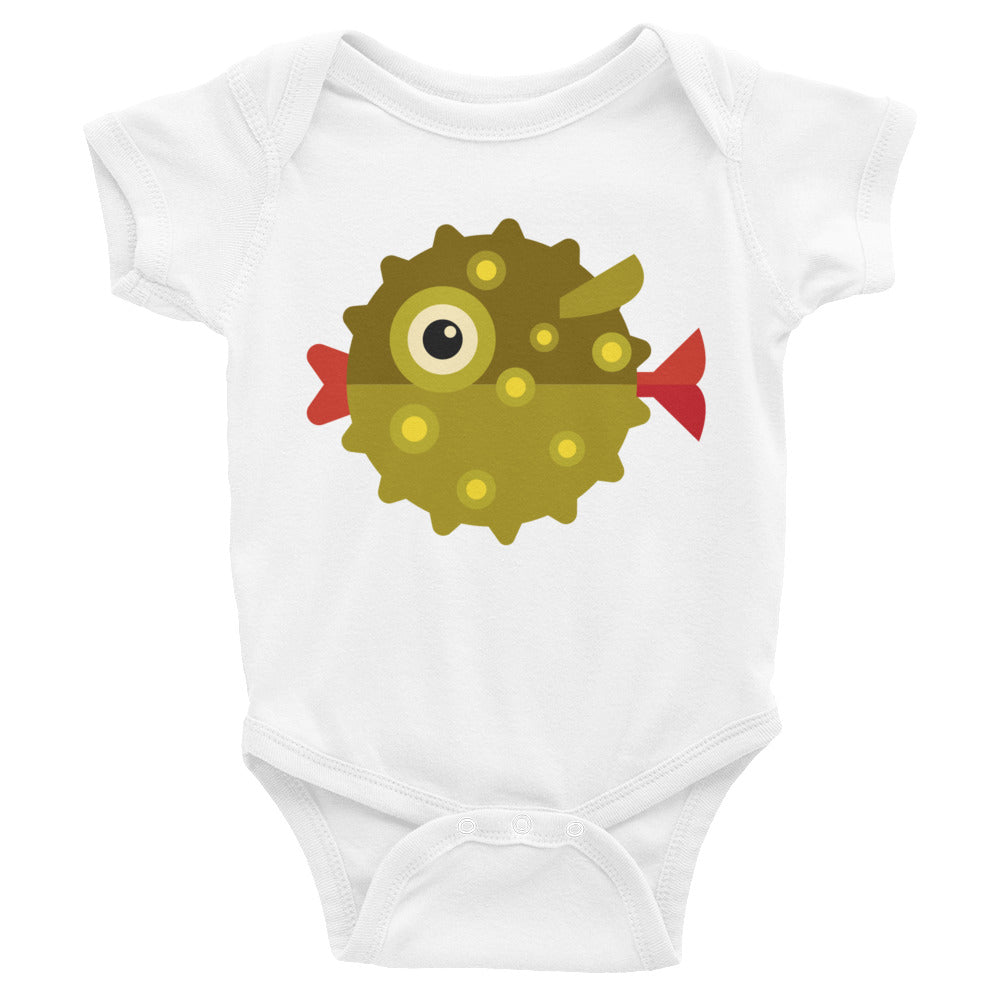 Pufferfish Infant Bodysuit