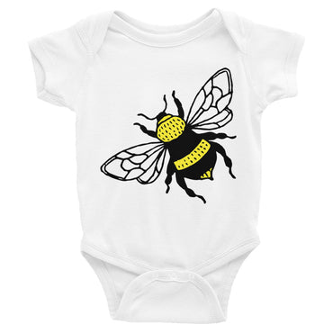 Bee Infant Onesie Bodysuit