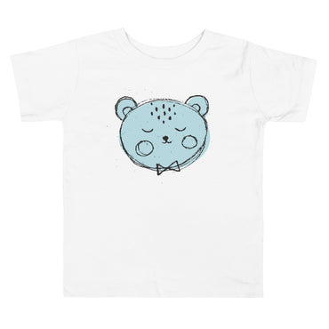 Teddy Bear Toddler Short Sleeve Tee