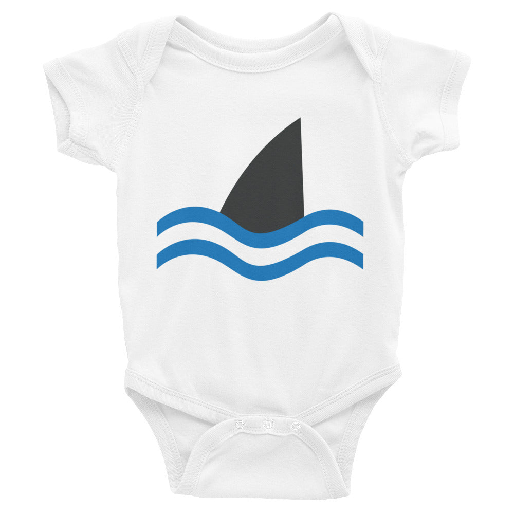 """Don't Go In the Water"" Infant Bodysuit"
