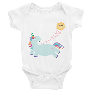 Loving Unicorn Infant Bodysuit