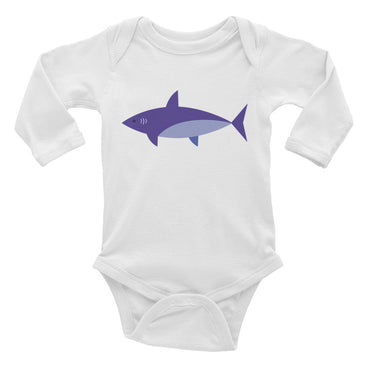 Big Tuna Infant Long Sleeve Bodysuit