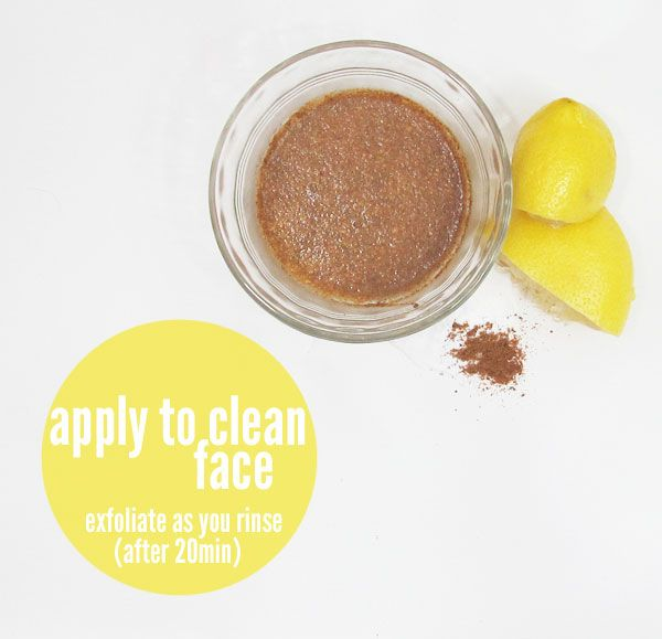 DIY Clarifying Mask