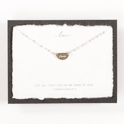 Dear Ava - Graduation Necklace
