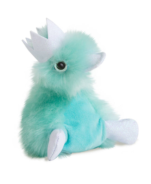 "Doudou Et Compagnie - 7.1"" Minty Stuffed Animal Duck"