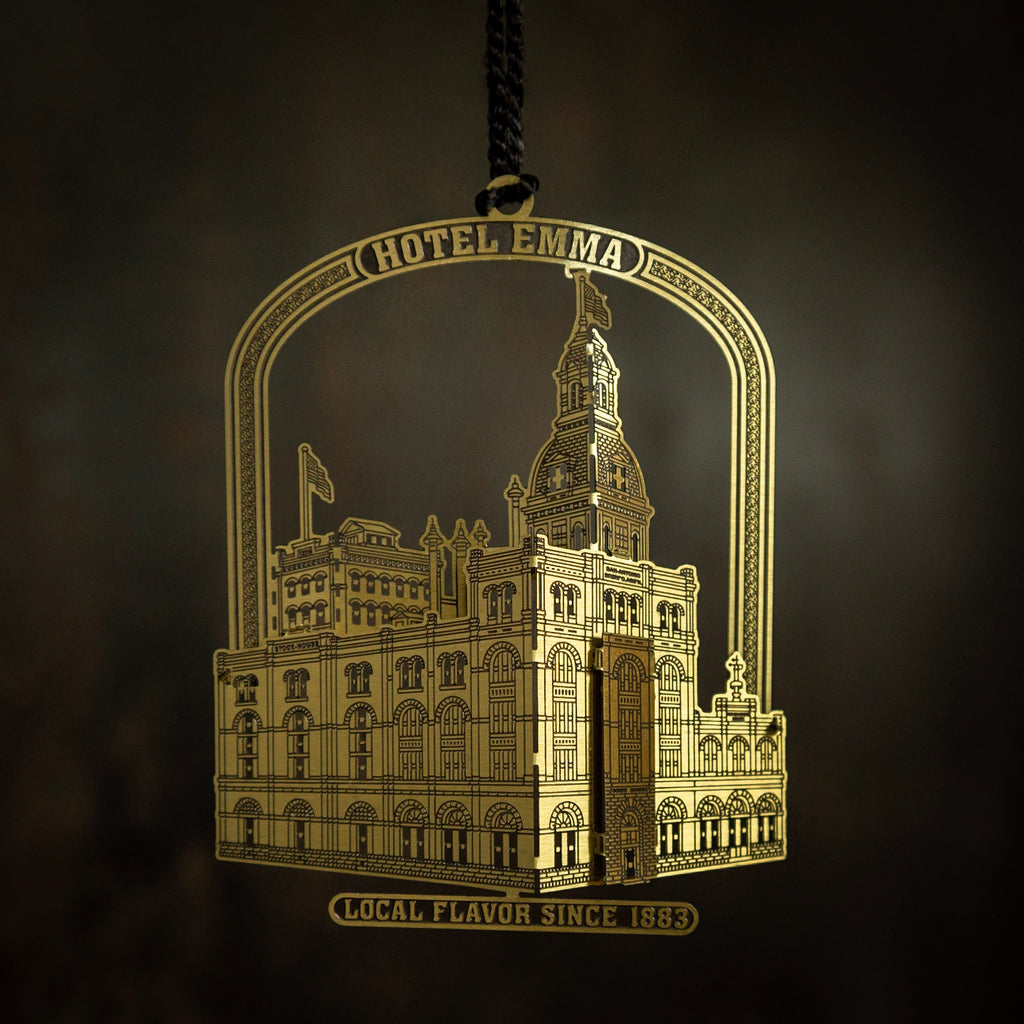 Brewhouse Ornament