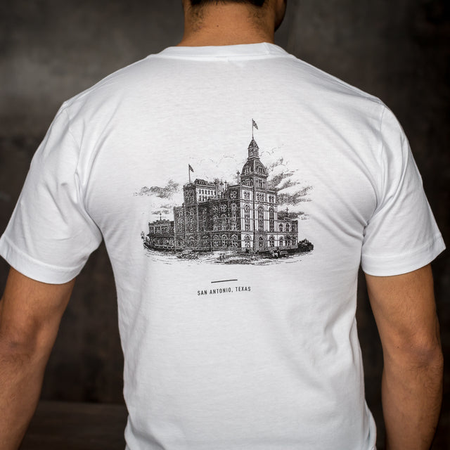 Brewhouse T-shirt - White