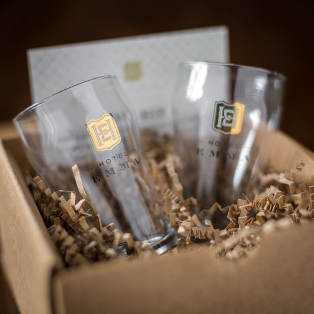 Miniature Pilsner Glasses