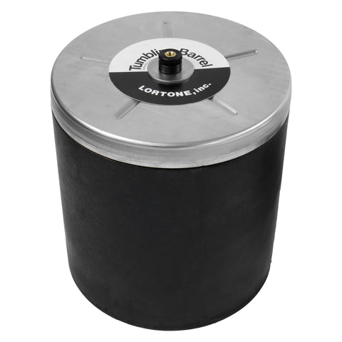 Lortone Replacement Barrel Complete QT 12 Barrel for QT 12 Tumbler