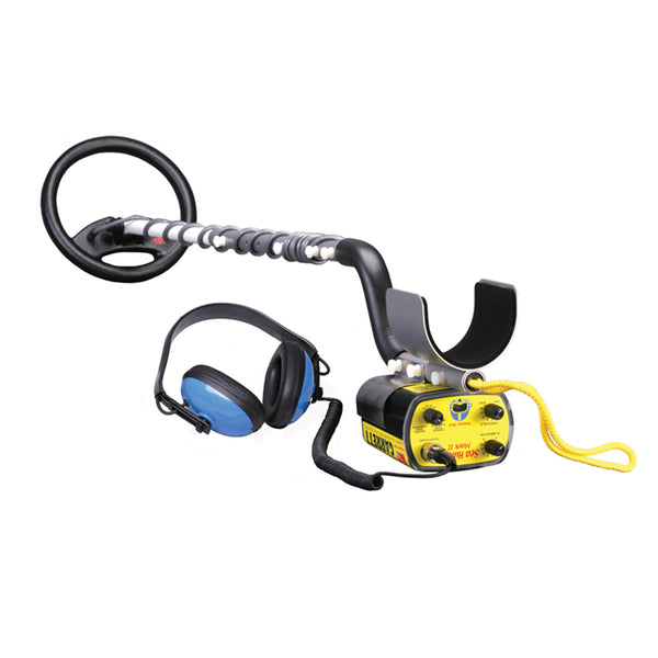 "Garrett Sea Hunter Mark II Underwater Metal Detector +8"" PROformance Search Coil"