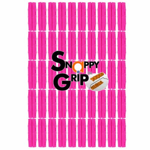 Snappy Grip Pink Ergonomic Bucket Handles Bulk Lot of 50 Handles