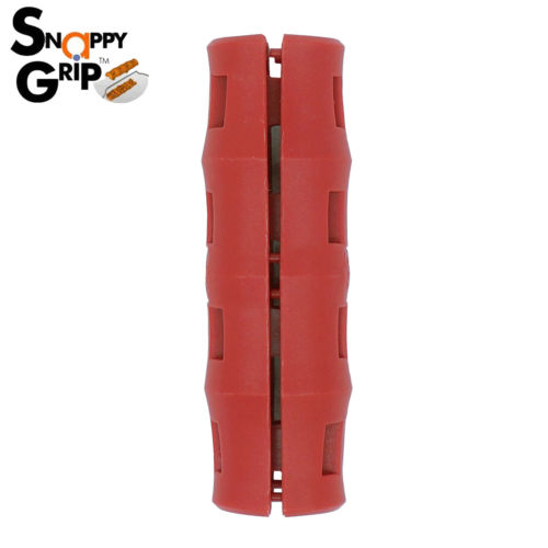 Snappy Grip Red Ergonomic Handle for Buckets