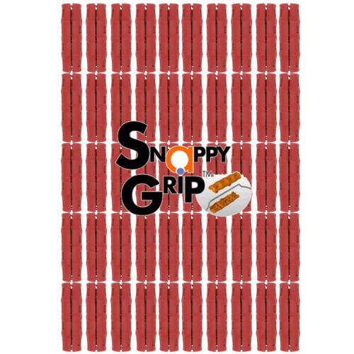 Snappy Grip Red Ergonomic Bucket Handles Bulk Lot of 50 Handles