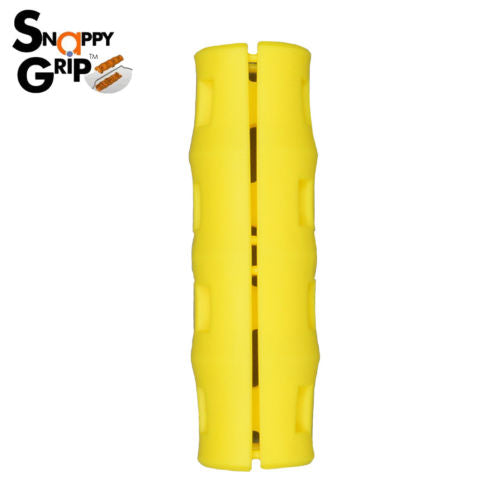 Snappy Grip Yellow Ergonomic Handle for Buckets