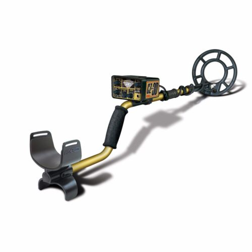 Fisher CZ-3D Metal Detector with 8