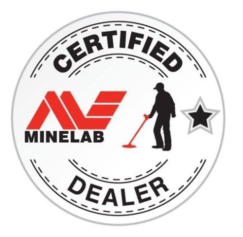 Minelab GO-FIND 40 Detector with Carry Bag, Trowel, Finds Pouch and Batteries