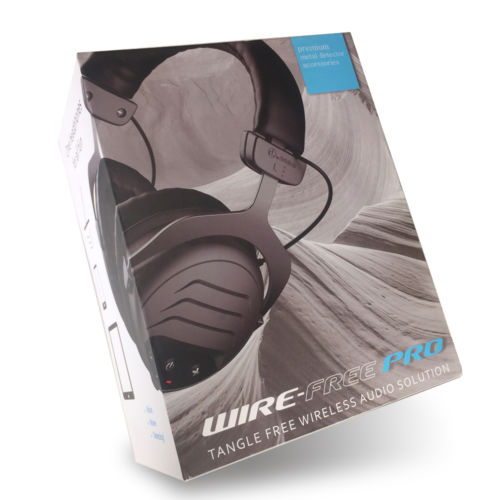 Quest Wire-Free Wireless Headphones WA PRO for Garrett AT Metal Detector