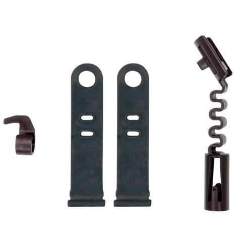 Minelab GPZ 7000 GA 10 Guide Arm Replacement Hinge, Strap and Clip Kit