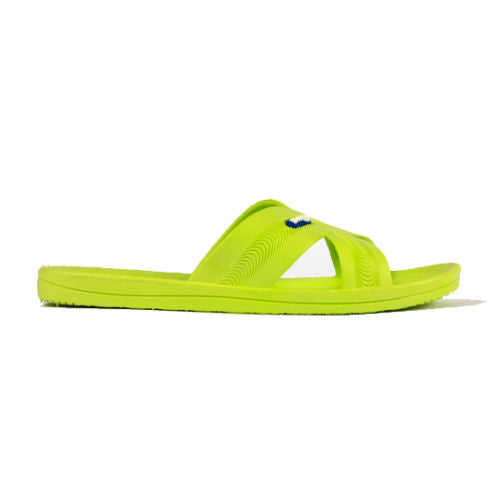 Bokos Durable Green Apple Anti Slip Womens Sandals Easy to Clean Odor Resistant