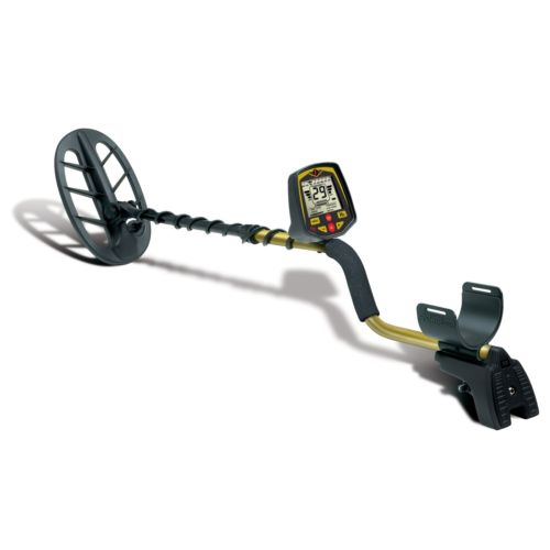 Fisher F70 Metal Detector with 11
