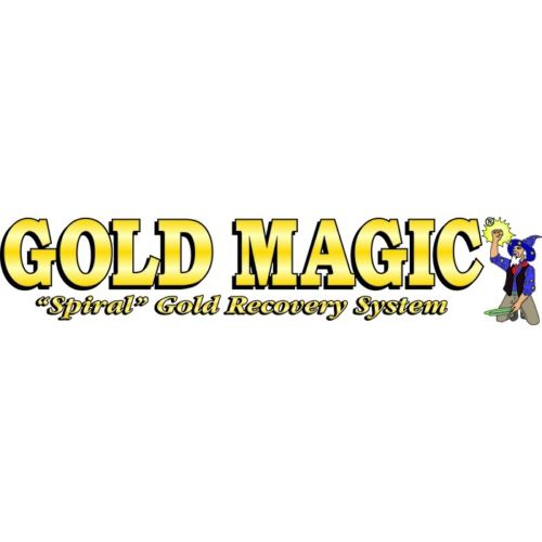 Gold Magic 12-10 Spiral Gold Panning Kit Wheel Prospecting Recovery 12V Electric