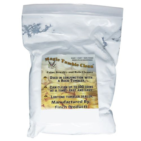 Magic Tumble Clean Powder Refill 5 lb. Bag Jewelry Cleaner