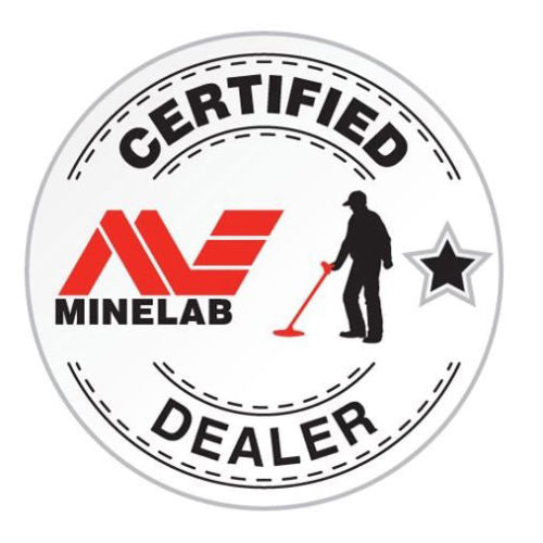 Minelab Lower Shaft for E-TRAC, Explorer & Safari Metal Detectors with Hardware