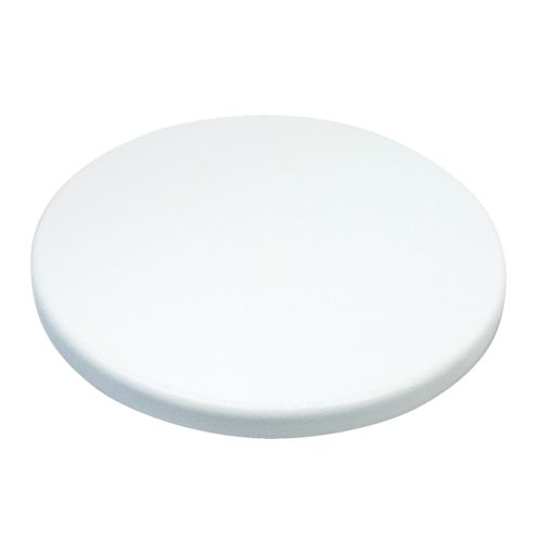 "Tesoro 11"" Closed White Coil Cover"