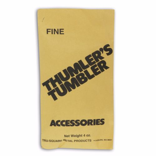 Thumlers Tumbler 4 oz. of Rock Tumbling Fine Grit for Second Stage Polishing