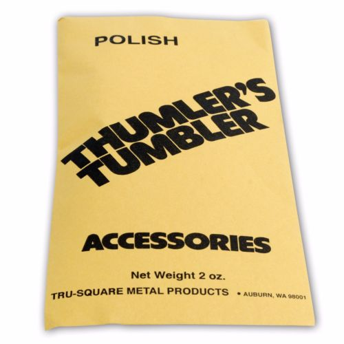 Thumlers Tumbler 2 oz. of Rock Tumbling Polish for Final Stage Polishing