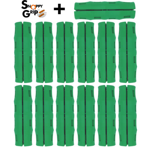Snappy Grip Green Ergonomic Bucket Handles Bakers Dozen 13 Handles