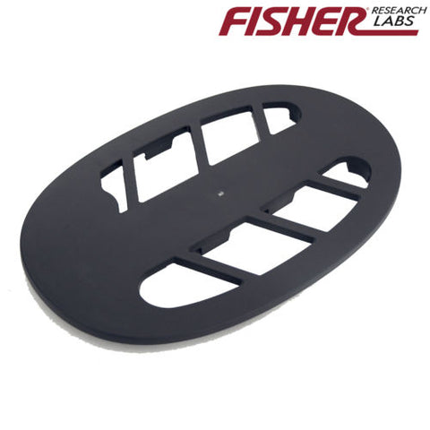 "Fisher 11"" DD Black Search Coil Cover for Fisher Brand Metal Detector"
