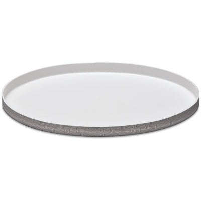 "Garrett 3"" x 7"" Search Coil Cover Elliptical White"