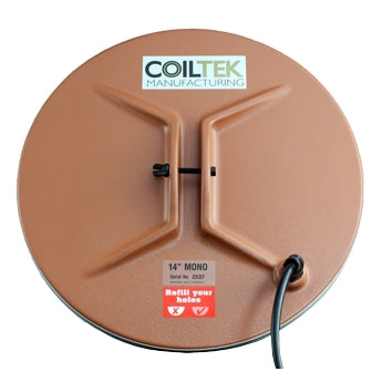 "Coiltek 14"" 'MONO' (350mm) for Minelab SD, GP, GPX series Detectors"
