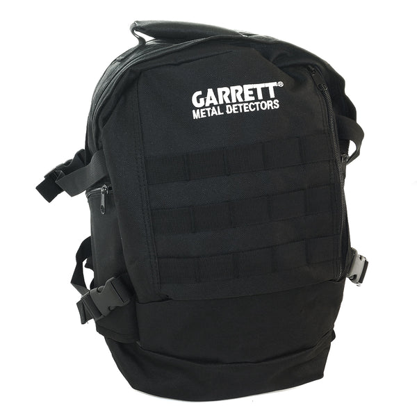 Garrett Metal Detector Sport Daypack Black for accessories and supplies