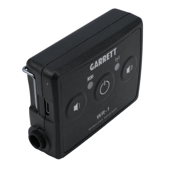 Garrett Z-Lynk Wireless System Receiver w/ USB Cable & 1/4 headphone Jack