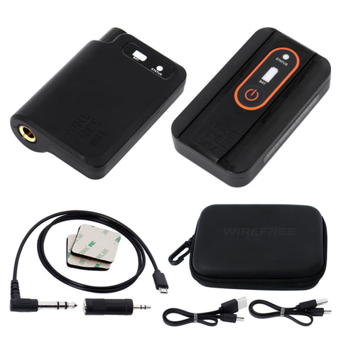 Quest Wirefree Mate - Wireless Transmitter & Receiver Audio System