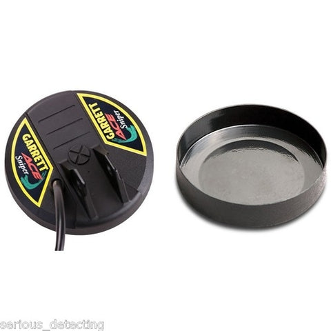 Garrett 4.5'' ACE Sniper Search Coil with Coil Cover for ACE series Detectors