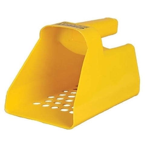 Garrett Hard Plastic Sand Scoop (YELLOW)