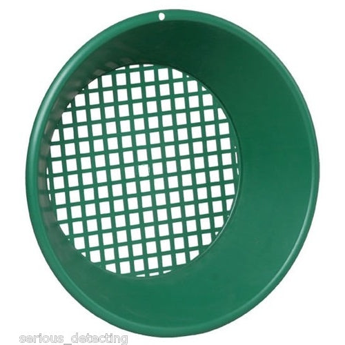 "Garrett 14"" Sifter / Classifier Fits 5 gallon bucket 7/16"" (diagonally measured)"
