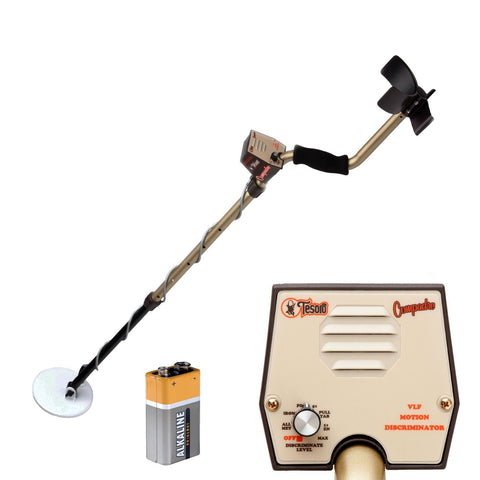 "Tesoro Compadre Metal Detector with 5.75"" Concentric Coil"