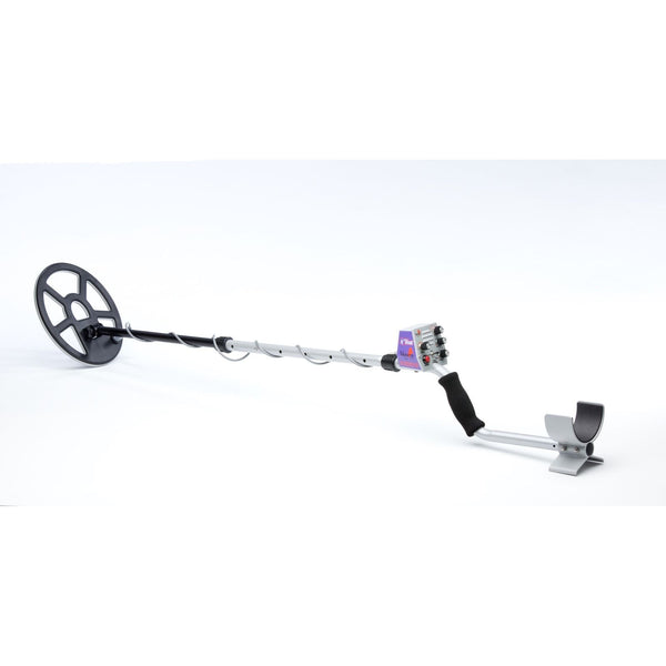 Tesoro Vaquero Metal Detector with 9