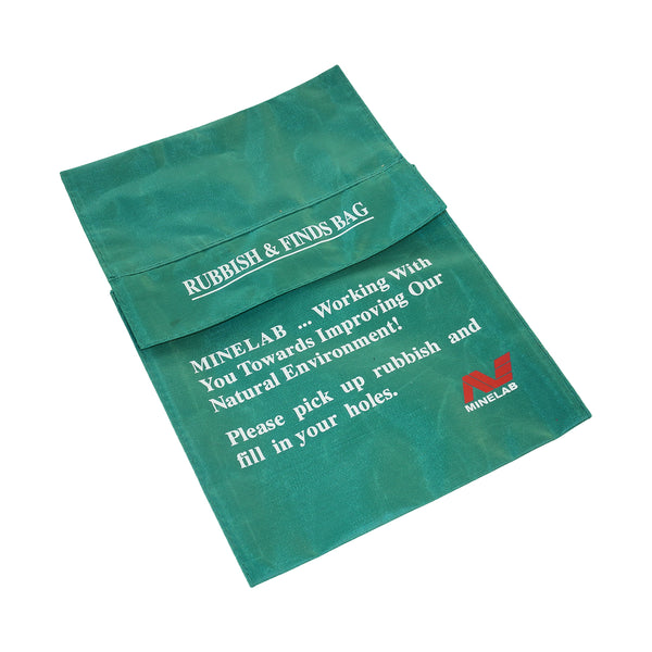 Minelab Rubbish & Finds Bag, Pack of 10 Bags.